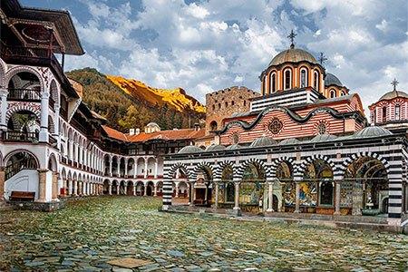 excursion to Rila Monastery from Redenka
